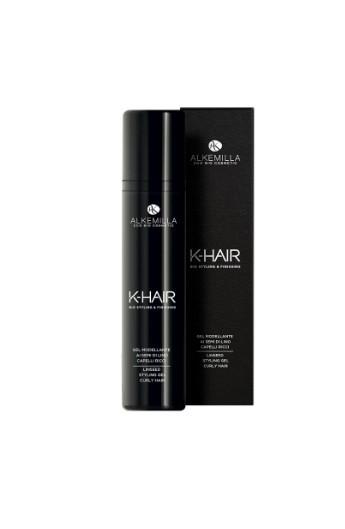 Gel Modellante ai Semi di Lino Capelli Ricci K-Hair