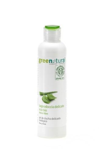 Bagnodoccia delicato Aloe e Olivo 250 ml