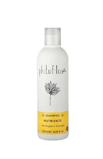 Shampoo nutriente con Argan e Canapa (Gocce d'Oro)