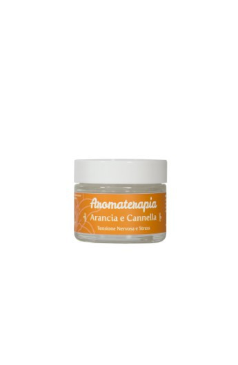 Aromaterapia all'Arancio e Cannella (Antistress)