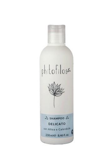 Shampoo delicato con Altea e Calendula