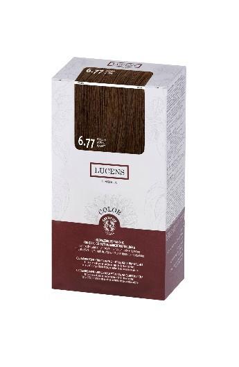 Tinta per capelli Color Lucens 6.77 Nocciola