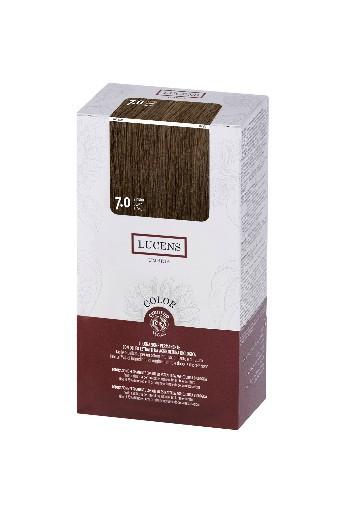 Tinta per capelli Color Lucens 7.0 Biondo
