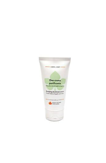 Deodorante in crema purificante