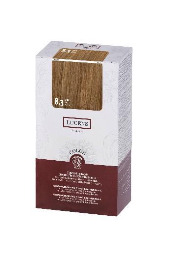 Tinta per capelli Color Lucens 8.3 Avena