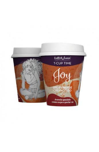Joy Cream to go Crema corpo T-Cup Time