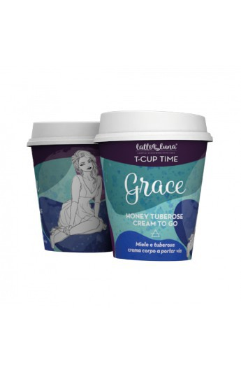 Grace Cream to go Crema corpo T-Cup Time