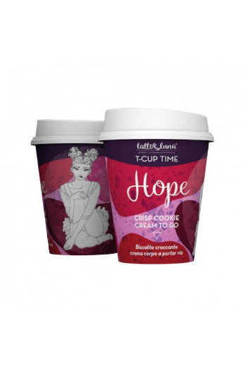 Hope Cream to go Crema corpo T-Cup Time