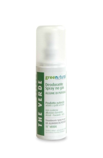 Deodorante spray The Verde