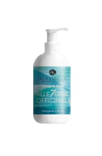 Detergente intimo alle 7 Erbe officinali PH 4.5