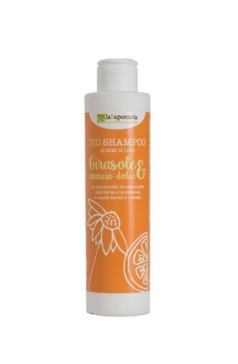 Shampoo arancia e girasole